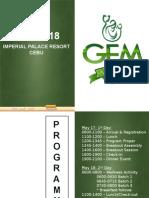 GEM Wave 2 Guidelines