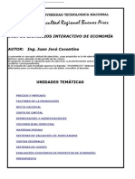 Economía (Guía de Ejercicios)
