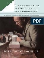 Los Origenes Sociales de La Dictadura y La Democracia Barrington Moore Jr