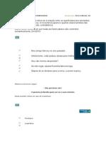 Análise Textual AVP +AV