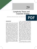 Eisenhardt,+Piezunka+-+Complexity+Theory+and+Corporate+Strategy