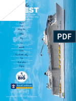 Cruise Weekly for Thu 26 Nov 2015 - PAMPERSANDO, Captain Cook Cruises, Blue Lagoon, Royal Caribbean, Cruise Lines International Association AMPERSAND much more