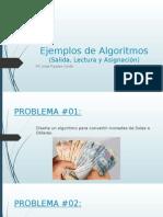 Ejercicios de Algoritmos 2