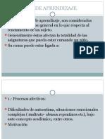 Disgrafia (1)