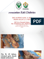 Manajemen Perawatan Kaki Diabetes