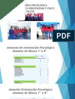Ppt- Informe Área Psicólogica 2014