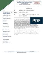 RI Strategic Plan for Public Education