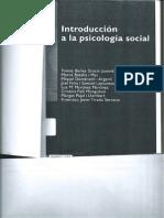 Presentación Psicología Social