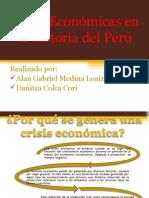 Crisis Económicas en La Historia Del Perú