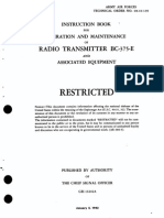 264 BC-375 Operation Maintenance Manual
