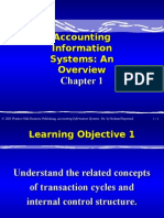CH01 Accounting Information Systems - An Overview