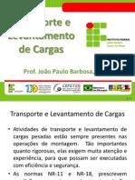 Aula 02-Transporte e Levantamendddto de Cargas