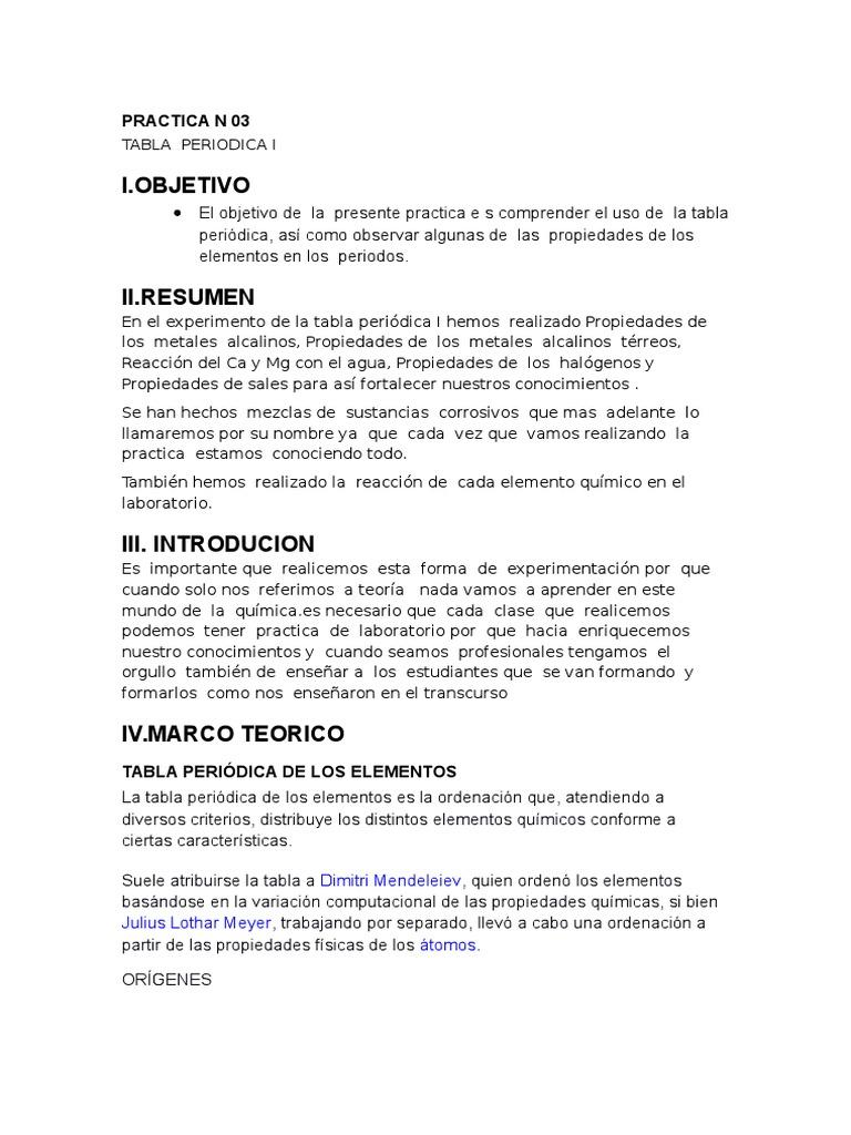 Tabla periodica icx urtaz Images