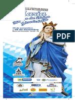 Panfleto - Programação Oficial - Festa Do Morro 2015