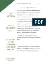 Sànchez Ortiz - Empresas Con Responsabilidad Social