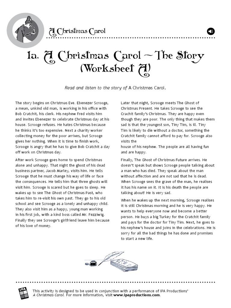 worksheet A Christmas Carol Worksheets esl activity worksheet ebenezer scrooge a christmas carol