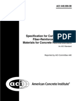 ACI 440.6 R-2008 Specification for Carbon and Glass FRP Bars Materials for Concrete Reinforcement (2)