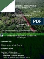 Palestra Workshop Floresta l Para Navai