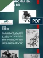 La Ergonomia en La Silla de Ruedas