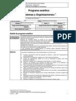 -Programa Analitico SyO