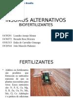 Insumos Alternativos e Biofertilizantes