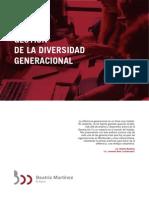 Informe Gestión de La Diversidad. Capítulo 1 Empresas BD