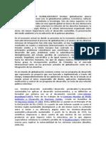 Colombia Ante La Globalizacion
