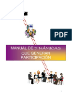 Manual de Dinamicas Participativas