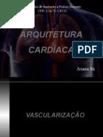 Arquitetura Cardíaca