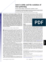 Hautier Et Al 2010 - Skel Devel in Sloths & Evol of Mammali2an Vert Patterning