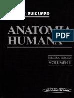 Latarjet, Michel - Anatomía Humana, 3ra Edición (Tomo II) [Sección XIII. Caja Torácica]