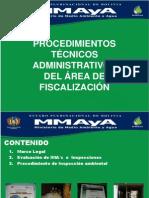 Proced Tecnico Fiscalizacion