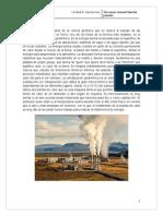 geologia de explotacion del petroleo unidad 8 geotermia