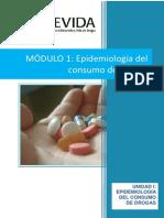 Unidad i Epidemiología Del Consumo de Drogas