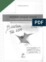 Aurora Garrigos- Historias Sociales Activas Para Sindrome de Asperger, Psylicom, 2012 España