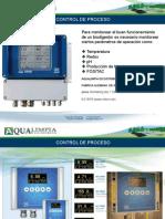Sensores Control Proceso