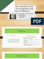 Ligamento Cruzado Anterior Reconstruccion Con Isquiotibiales 2015