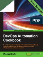 DevOps Automation Cookbook - Sample Chapter