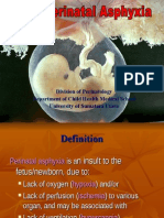 GDS K 17 Perinatal Asphyxia