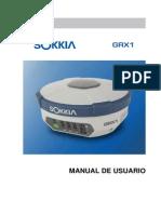 Receptor GRX1 Manual