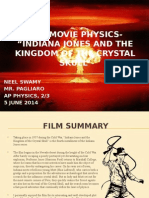Bad Movie Physics Final