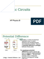 Electric Circuits PowerPoint