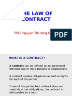 Law of contract.ppt