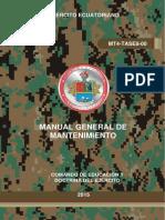 Manual General de Mantenimiento Mt4-Tase8-00