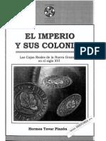 Hermes Tovar_el Imperio y Sus Colonias Nueva Grana Siglo XVI