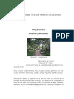 Sitios Turísticos de San Vicente de Chucurì