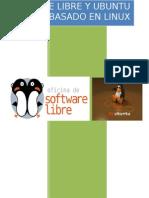 Software Libre y Ubuntu Basado en Linux