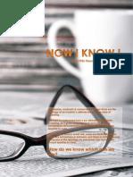 NOW i KNOW ! Cikaldana newsletter no. 01-2015 [on investment portfolio]