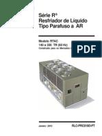 Catálogo Técnico Parafuso a Ar