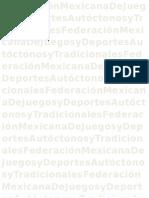 Federacion Mexicana de Juegos y Deportes Autóctonos y Tradicionales